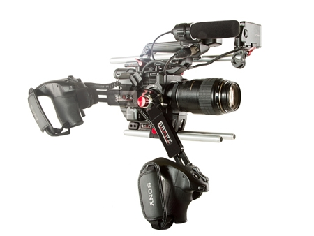 Sony FS5 remote extension handle