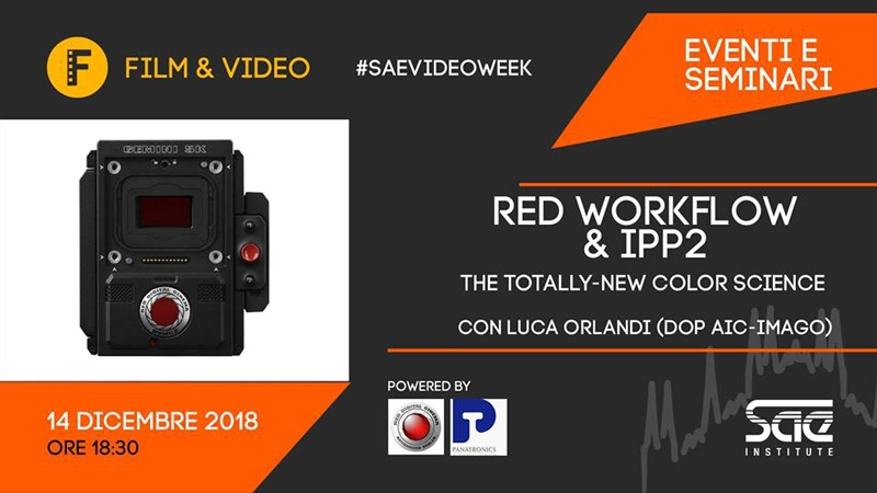 RED WORKFLOW & IPP2