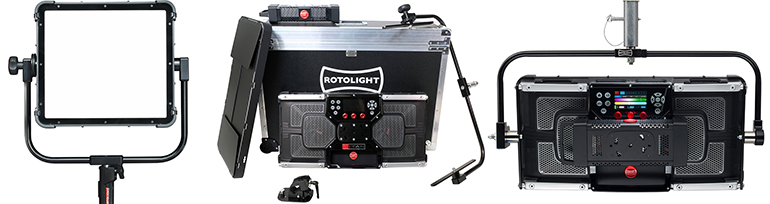 prodotti per cinema digitale Rotolight