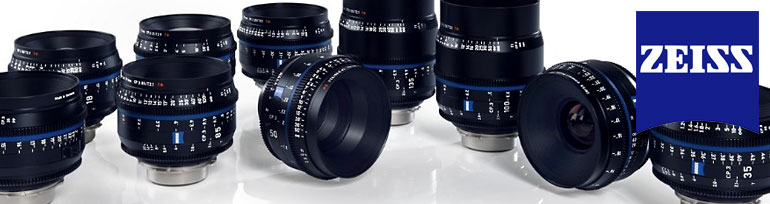 prodotti per cinema digitale Zeiss
